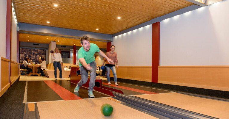 Bowling in Lenggries - Arabella Brauneck Hotel
