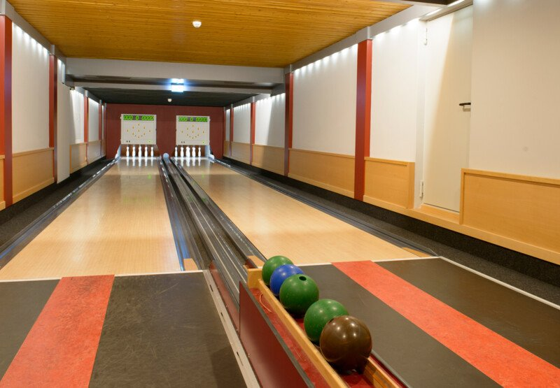 Bowling Alley - Arabella Brauneck Hotel Lenggries