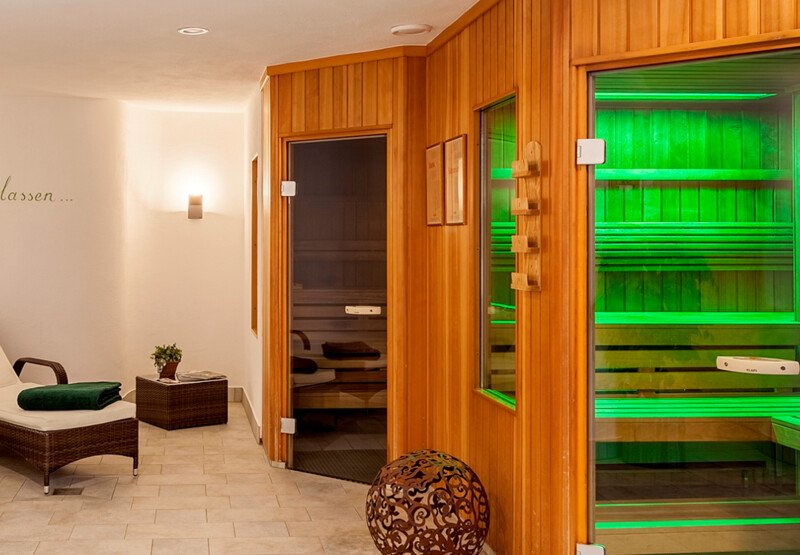 Sauna and fitness Arabella Brauneck Hotel Lenggries | © Dieter Vorrath