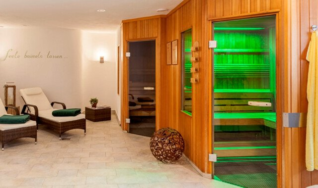 Sauna and Fitness Arabella Brauneck Hotel