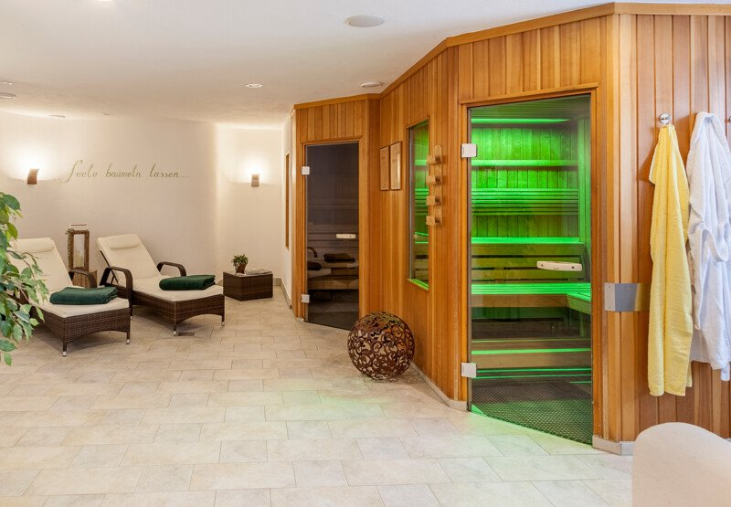 Sauna and fitness Arabella Brauneck Hotel Lenggries